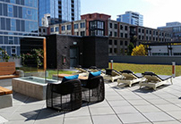 Columbia Green Technologies Green Roof Projects